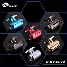 Screw-Valve Water-Cooler-Fitting Bykski Heatsink Cooling-System B-DV-CEV2 Hand for Hard-Tube
