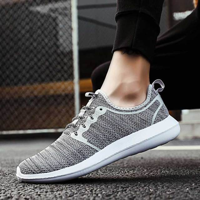 1dcbcfa4fd MWY-Knitted-Breathable-Casual-Shoes-Men-Lace-Up-Comfortable-Male-Shoes -Chaussures-Homme-Flat-Men-Shoes.jpg_640x640.jpg