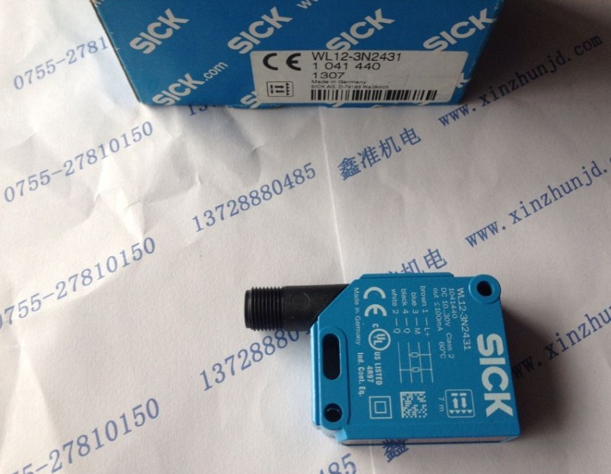 WL12-3N2431 Photoelectric Switch e3x da21 s photoelectric switch