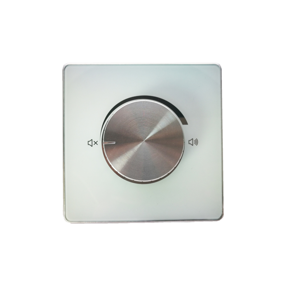 US $35 98 |New Youzhuan YZ 30A Ceiling Speaker Volume Controller Impedance  86 Wall Mount Panel Rotary Control Knob Amplifier Free Shipping-in Home
