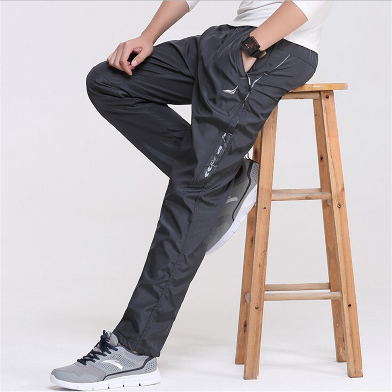 New 3 Colors 17 Spring Outside Men's Casual Pants Quickly Dry Men's Working Pants Man Trousers & Sweatpants waterproof Pants 3