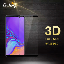 Fintorp 3D Tempered Glass For Samsung Galaxy A9 2018 Screen Protector For Samsung Galaxy A9S A8S A6S Protective Film Guard цены