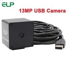 ELP 13 МП с высоким Разрешение Автофокус USB Камера USB2.0 SONY IMX214 Цвет КМОП-матрица мини-веб-камера Камера для паспорта сканер
