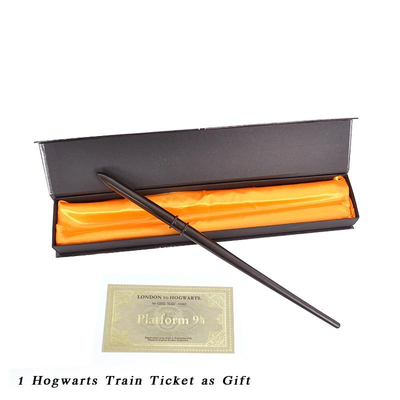 Draco Malfoy Baguette Magique avec Haute Qualité Cadeau Boîte D'emballage