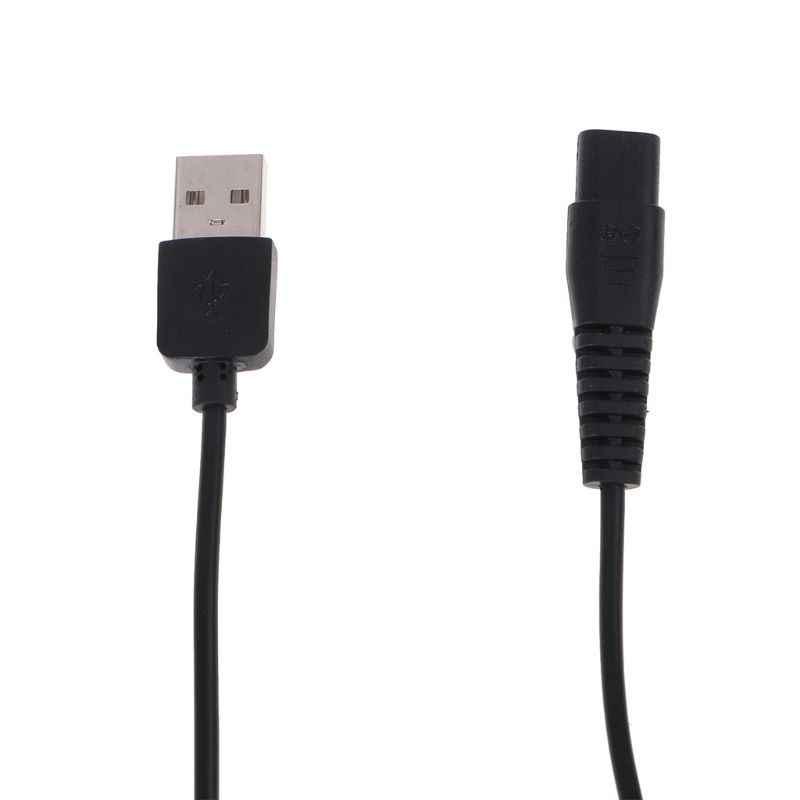 Rasoio elettrico USB Cavo di Ricarica Cavo di Alimentazione Elettrica del Caricatore Adattatore per Xiaomi Norma Mijia Rasoio Elettrico MJTXD01SKS Spina di Ricarica