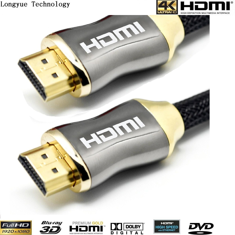 HDMI Cable HDMI to HDMI cable HDMI 2.0 4k 3D 60FPS Cable for HD TV LCD Laptop PS3 Projector Computer Cable 15m 20m vention high speed hdmi 2 0 cable 4k 3d 60hz hdmi to hdmi male to male cable for hd tv lcd laptop ps3 projector computer cable
