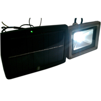 2016 New LED Flat Panel Flood Light 10w Outdoor Lamp Factory Wholesale Project Lamp Led Solar