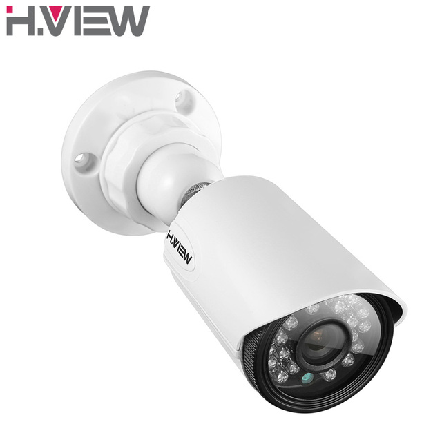 Waterproof 700tvl Analog Camera 24 IR Leds CCTV Camera Bullet Security Camera IR Cut Night Vision 3.6mm Wired CCTV System Camera