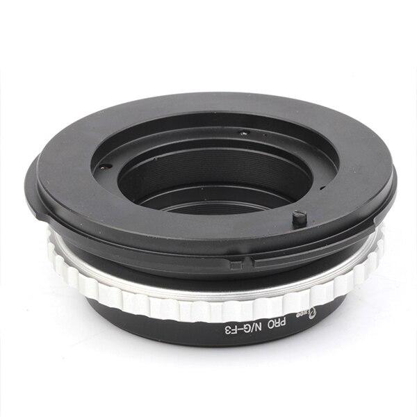 Juego de anillo adaptador de montaje Pixco para lentes Nikon G para - Cámara y foto