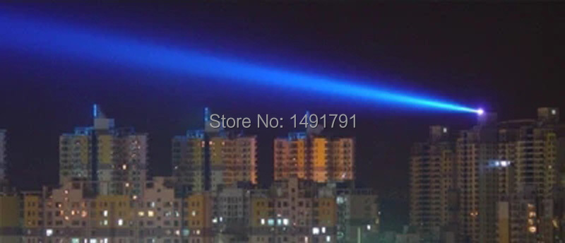 2W 450nm laser transmitter high power blue laser equipment use for Outdoor landmark dedicated fusing solder wire fire paper