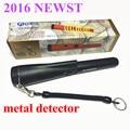 2016 NEWST Sensível GP-ponteiro Detector De Metais Garrett Pronter Identificar Mesmo Estilo Detector Alarme Estática com Pulseira de Ouro