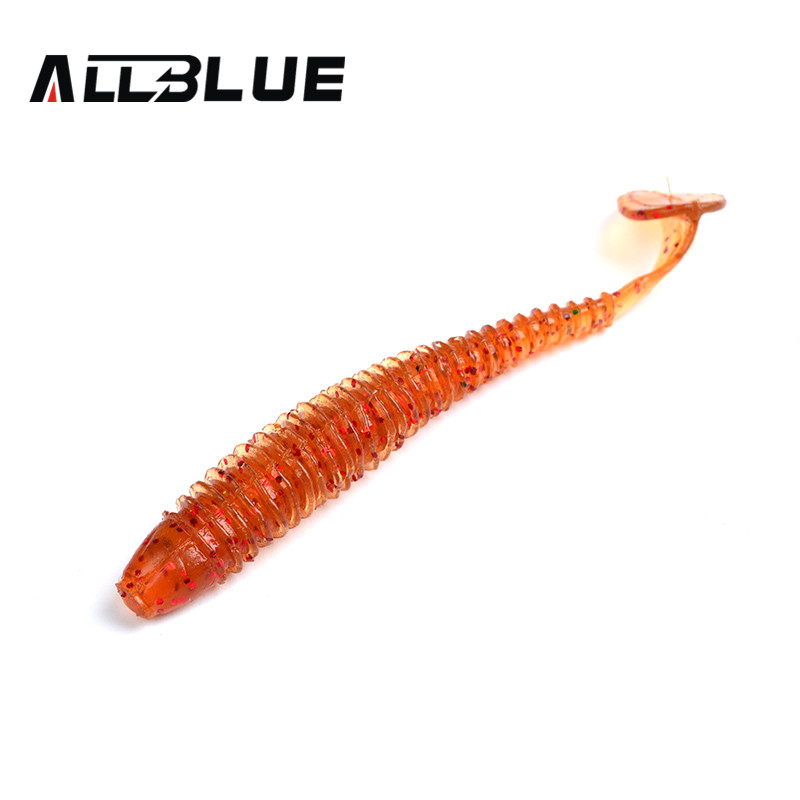 ALLBLUE Classic Flexible Soft Lures 5cm /0.55g 20pcs/lot Swimbaits Artificial Bait Silicone Lure Fishing Tackle Fishing Lures 20pcs lot silicone fish shaped fishing artificial lure bait 5cm soft silicone tiddler bait fishing lure