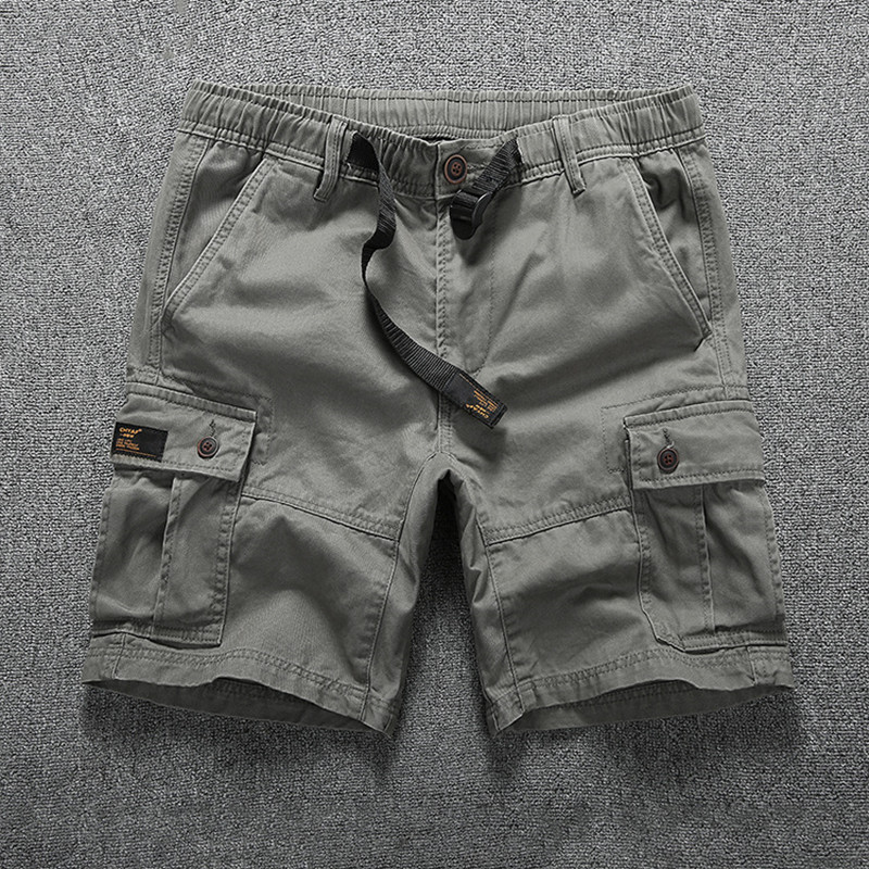 Large Size Summer Mens Camo Cargo Shorts Outdoor Climbing Riding Fishing Loose Breathable Multi-pocket Sports Short TrousersLarge Size Summer Mens Camo Cargo Shorts Outdoor Climbing Riding Fishing Loose Breathable Multi-pocket Sports Short Trousers