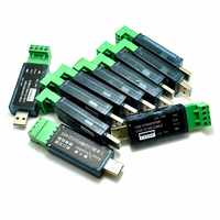 LX08H USB zu RS485 485 zu USB Konverter Serial Port Debuggen Assistent Unterstützung PLC