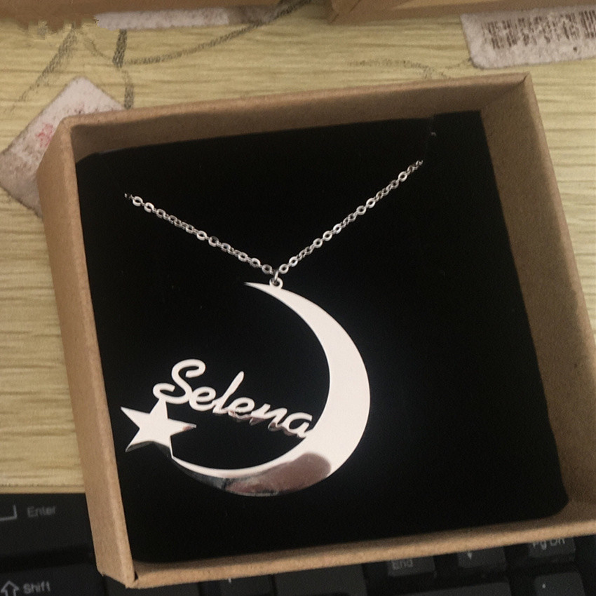 Personalized Photo Necklace Custom Picture Pendant Jewelry Xmas Gift For Women