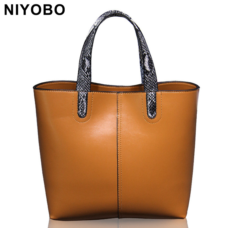Woman Leather Handbag Large Capacity Cowhide Tote Bags High Quality Women's Messenger Bags Shoulder Bag PT1035 woman genuine leather handbag large cowhide handbags big tote high quality women s messenger bags shoulder bag
