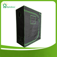 120 60 150 48 24 60 Indoor Hydroponics Grow Tent Greenhouse Reflective Mylar Non Toxic Room