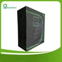 Hyindoor 120*60*150(48*24*60'')Indoor Hydroponics Grow Tent Greenhouse Reflective Mylar Non Toxic Room Solar Invernadero
