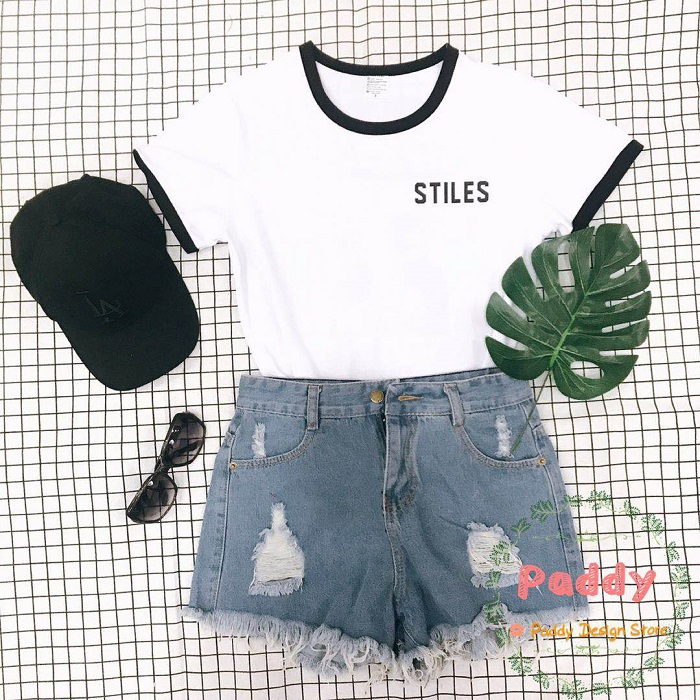 US $8 4 15% OFF|STILES STILINSKI 24 Teen Wolf women men unisex t shirt  graphic tshirts streetwear t Shirt ringer tees tumblr shirts Cotton tops-in