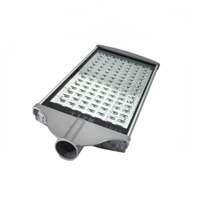 2X professional manufacturer of LED street light 112W IP65 with Bridgelux chip high efficience round lamp express free shipping