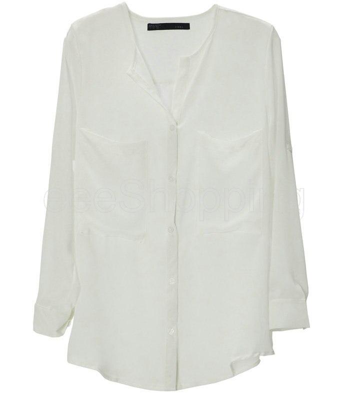 Aliexpress.com : Buy Q083 Women Ladies Long Sleeve Transparent ...