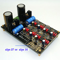 HIFI Preamplifier Stereo Adopt AD797 High-end Customized MBL6010 D Black Gold Edition Top-level Audio system Preamp
