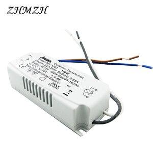 Image 3 - JINDELI Transformador electrónico AC220V a AC12V, 60W, 105W, 120W, 160w, para lámpara halógena de cristal G4, cuentas, transformadores de iluminación CE