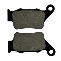 Motorcycle Rear Brake Pads Disks 1 pair for BMW F 800 GS (08-15)\/F800GS Adventure (12-15) F800 GS LT208