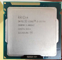 Official Version I5 3570 K Pieces 1155 Needle Nice Colour Quality Assurance For A Year Free