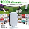 IPTV BOX R9 Sky IPTV Box Rockchip RK3229 KODI Wifi H.265 4K Support HD 1000+ HD Channels Sky Italy UK Germany Spanish IPTV Box