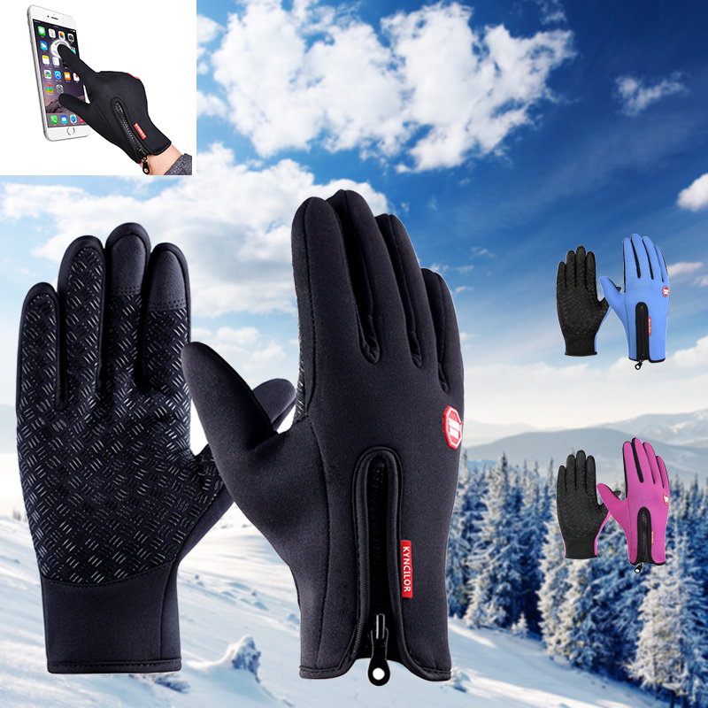 11.11 Sports Eldiveni Hiking Running Gloves Men Women Fleece Phone Touch Screen Ciclismo Running Gloves Fitness Handschuhe