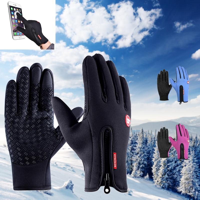 11.11 Sports Eldiveni Hiking Running Gloves Men Women Fleece Phone Touch Screen Ciclismo Running Gloves Fitness Handschuhe