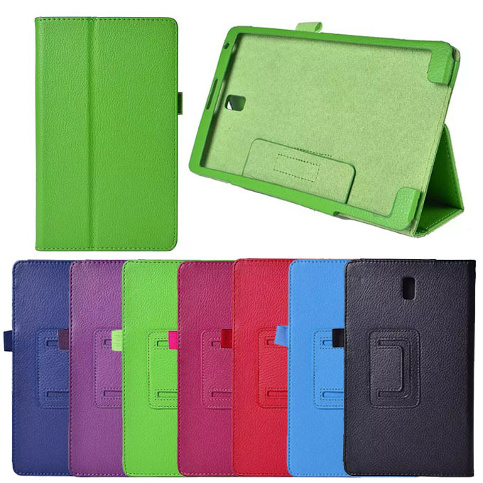 For Samsung Tab S 8.4 Cases Folio Slim PU Leather Stand Book case for Samsung Galaxy Tab S 8.4 T700 T705 Tablet Cover KF214A ultra slim folio stand print flower pu leather case protective cover for samsung galaxy tab s 8 4 t700 t701 t705 t705c tablet
