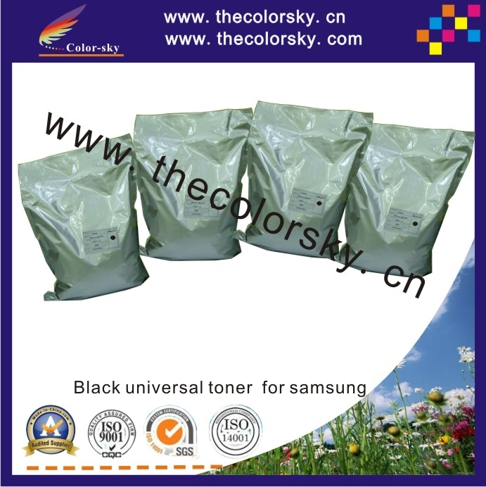 ФОТО (TPSMHD-U) black laser printer toner powder for Samsung SCX 4725D3 4725 4725F 4725FN 4525 cartridge 1kg/bag freefe dex