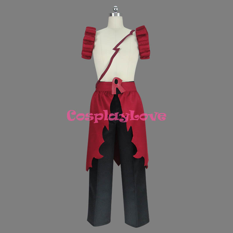 My Hero Academia Boku no Hero Akademia Eijirou Kirishima Cosplay Costume Custom Made For Halloween Christmas CosplayLove