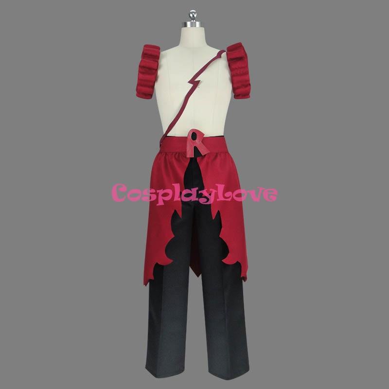 My Hero Academia Boku no Hero Akademia Eijirou Kirishima Cosplay Costume Custom Made For ...