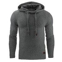 Brand 2017 Hoodies Brand Men Letter Printing Sweatshirt Male Hoody Hip Hop Autumn Winter Zipper Hoodie