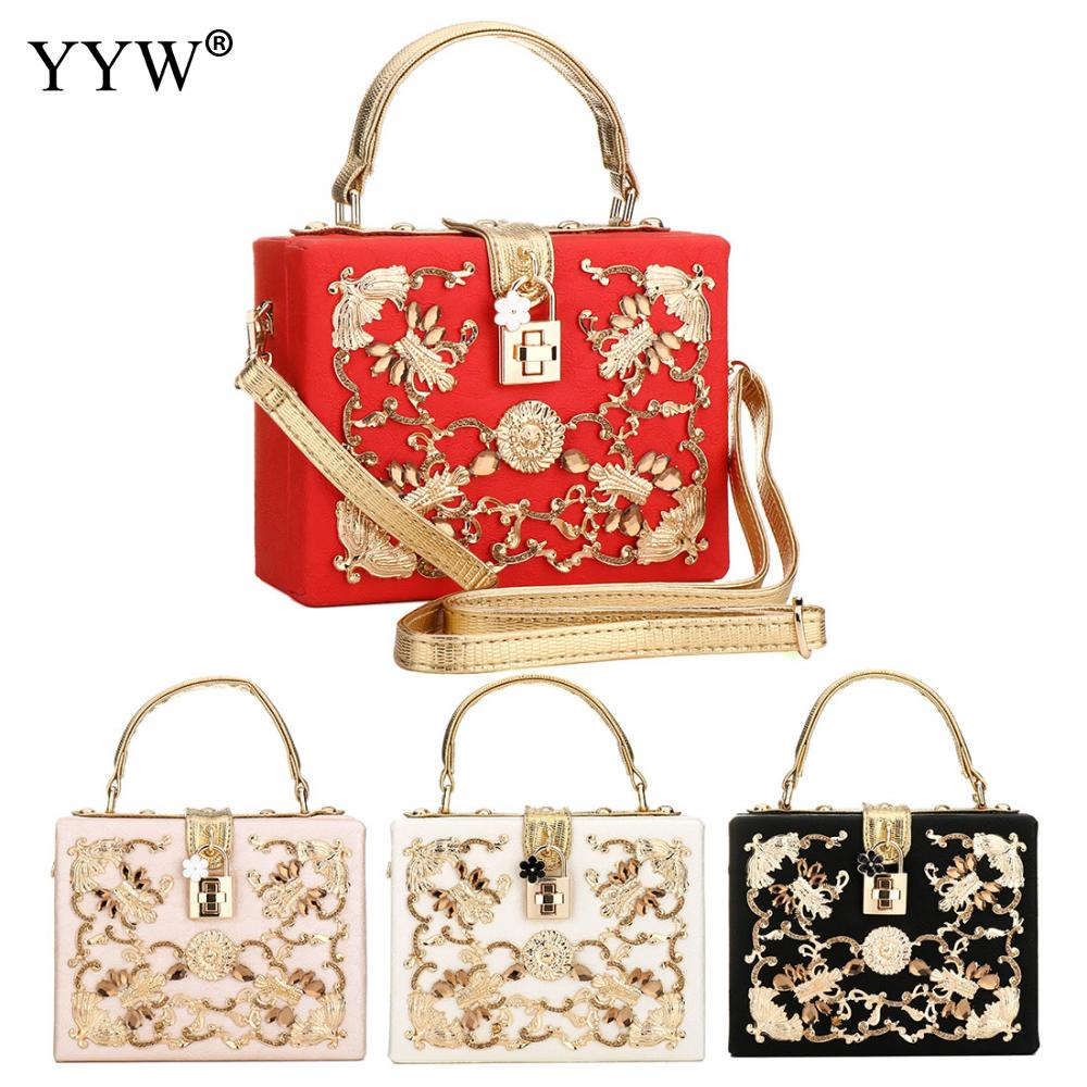 Luxury Women Bags Designer Sequin Tote Bag for Female Box Evening Party Bag Lady's PU Leather Handbag Famous Brand Crossbody Bag