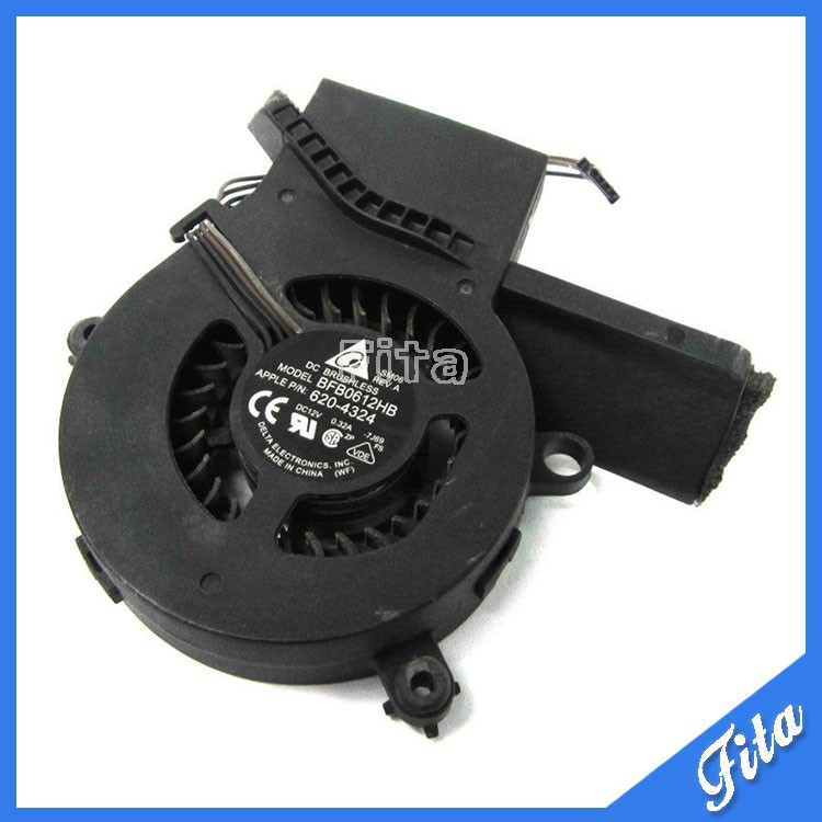 922-8510 620-4324 Fan For iMac 20 A1224 Hard Drive Fan Early 2008 BFB0612HB маркер перманентный centropen 8510 к красный 8510 к