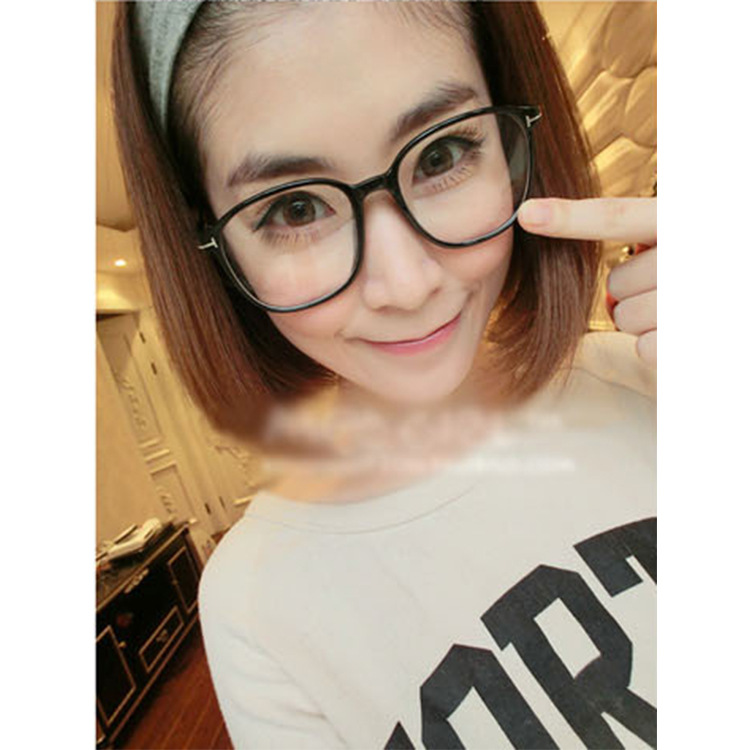 2018 Fashion Oversized Eyeglasses Frames Vintage Spectacle Frame ...