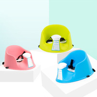 Baby Booster Seats Eating Dining Chair PP Plastic Feeding Chair Multi functional Portable Dining Seat