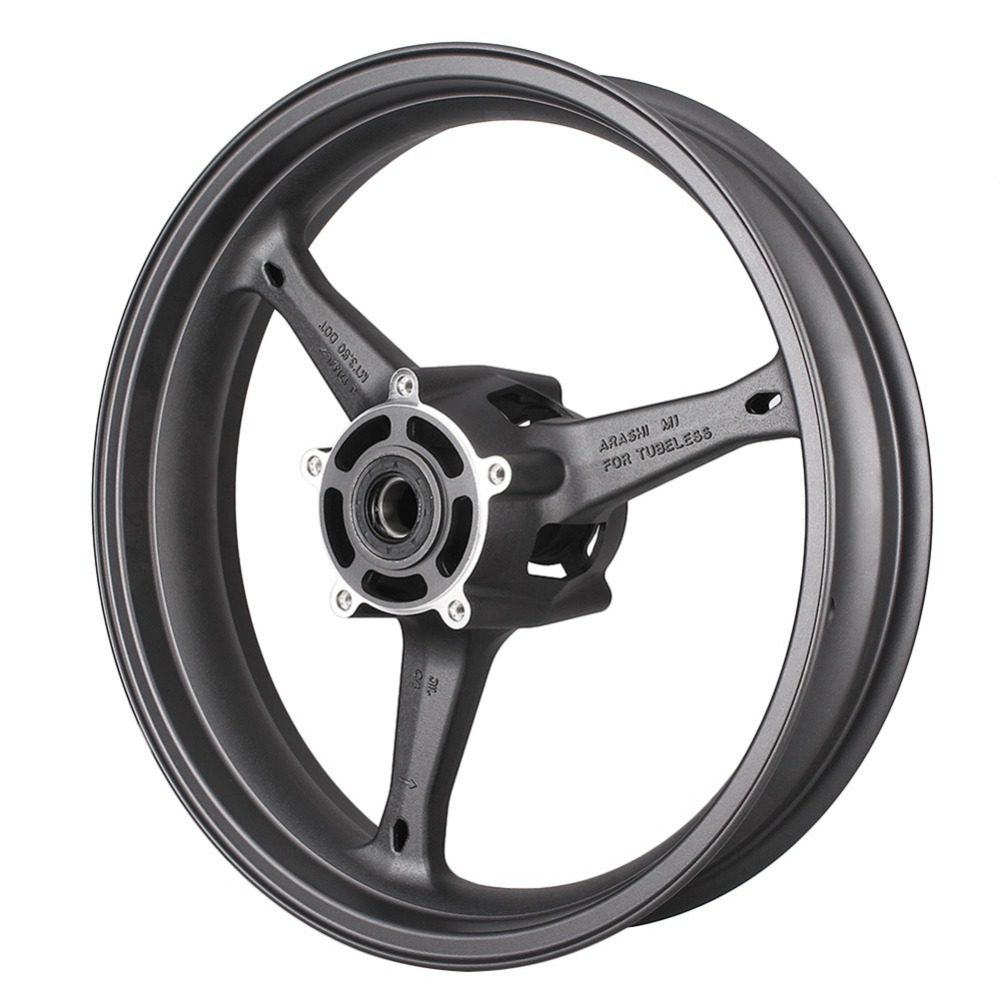 Motorcycle <font><b>Front</b></font> Drum Brake <font><b>Wheel</b></font> <font><b>Wheels</b></font> Rim For <font><b>Suzuki</b></font> <font><b>GSXR</b></font> GSX-R <font><b>600</b></font> 750 1000 GSXR600 GSXR750 GSXR1000 2005-2008 K5 K6 K7 image