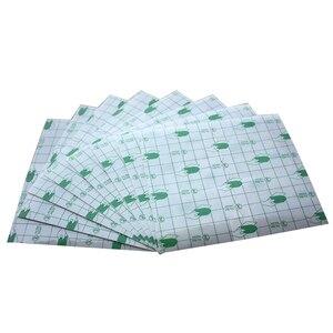 Image 2 - 100 ピース/ロット医療透明テープ PU フィルム絆創膏防水抗アレルギー薬用創傷被覆材固定テープ