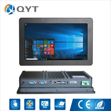 Industrial pc Intel J1900 2.0GHz 11.6″ Resolution 1366×768 2RS23/2COM fanless Design / High Performance PC with touch screen PPC