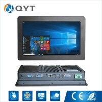 Industrial Pc Intel J1900 2 0GHz 11 6 Resolution 1366x768 2RS23 2COM Fanless Design High Performance