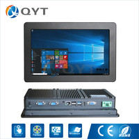Industrial Pc Intel J1900 2 0GHz 11 6 Resolution 1366x768 2RS23 2COM Fanless Design High Performance