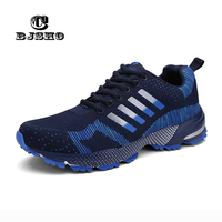 CBJSHO Plus Size Spring Comfortable Casual Shoes Men Summer Breathable Casual Shoes For Men Brand Sapato