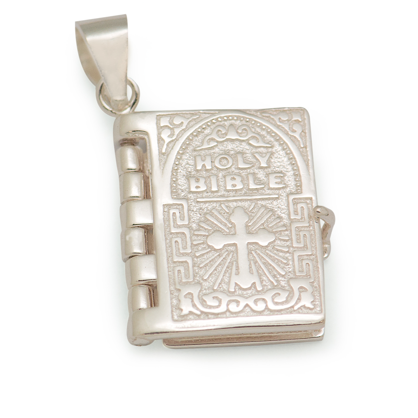Classics Bible 925 Sterling Silver Pendant