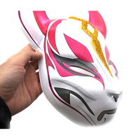 Fort night BATTLE ROYALE Drift Fox Mask Cosplay Costume Toy Figure for Halloween 2