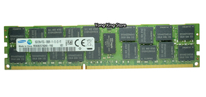 Image 5 - Samsung DDR3 4GB 8GB 16GB server memory 1333 1600 1866 MHz ECC REG DDR3 PC3 10600R 12800R 14900R Register RIMM RAM X58 X79